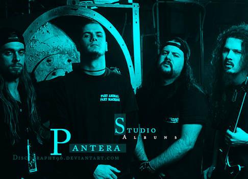 Pantera Studio Albuns