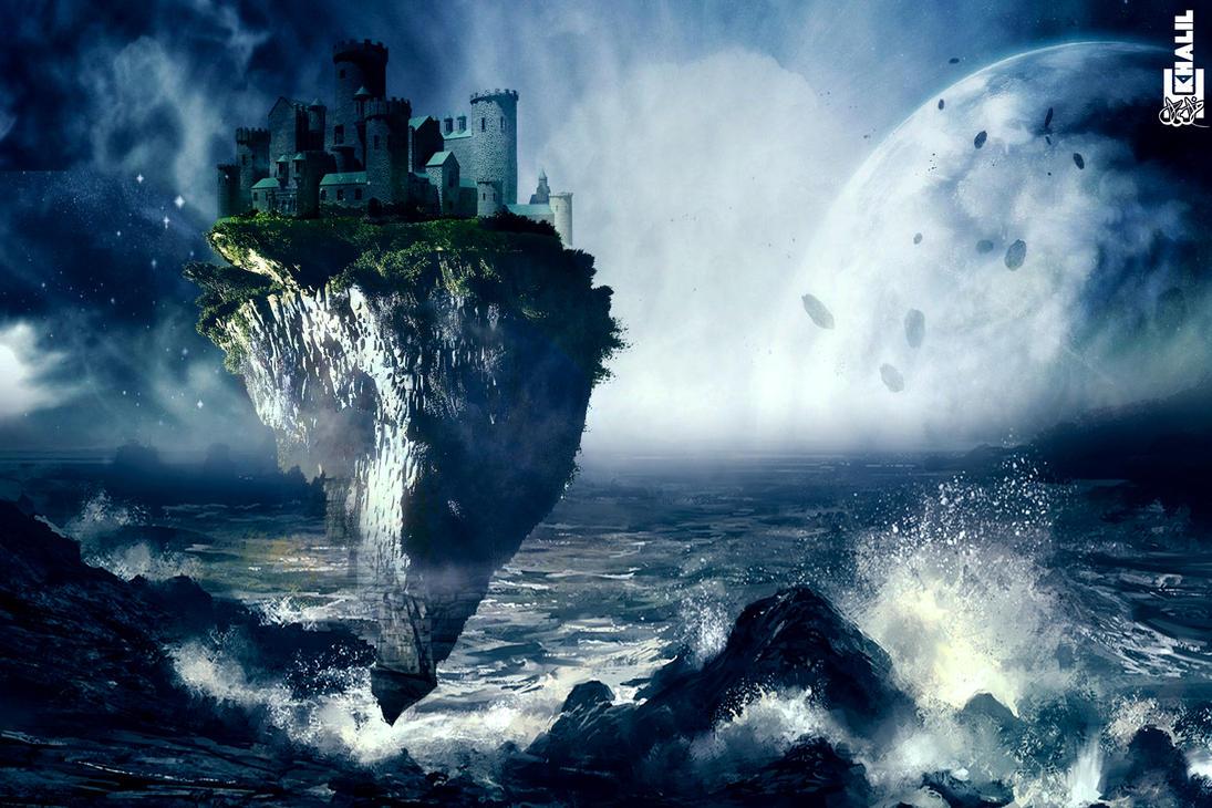 Floating Castle   by K...