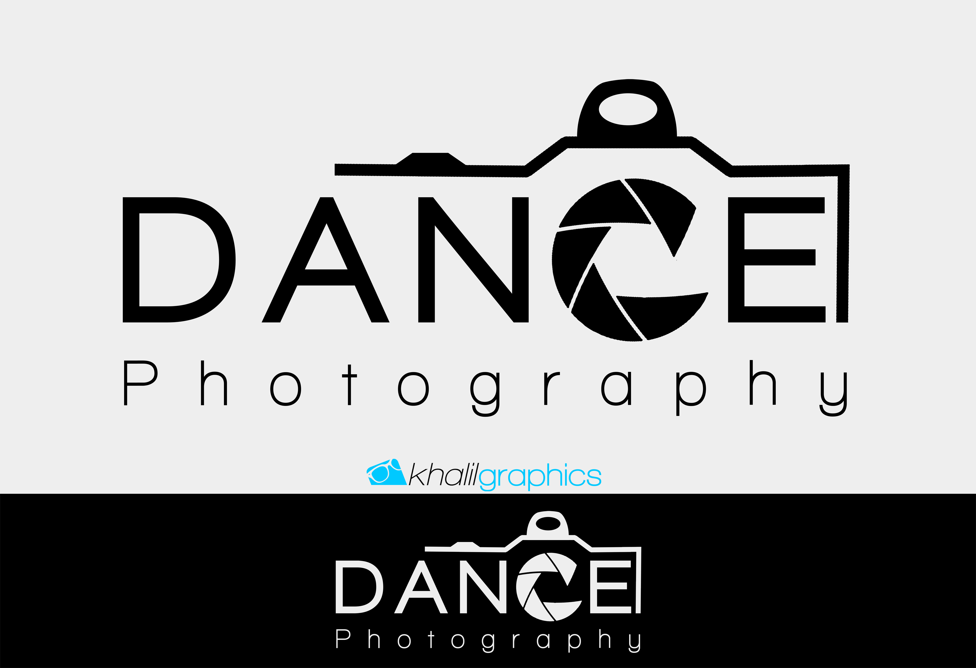 Dance Photography Logo 33
