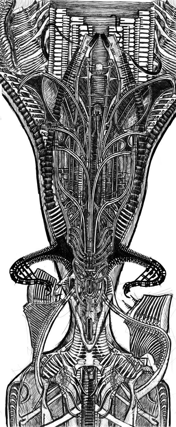 Necronomicon (Zen) by Edermarmae