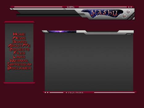 Interface for yashu.de
