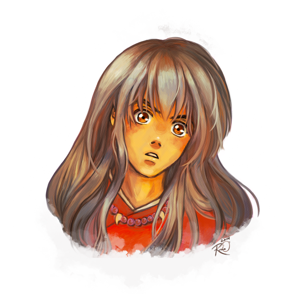 Inuyasha Human: Commission I By Rocioo On DeviantArt