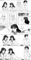 Inuvember Day 8_Free Day_InuKag comic