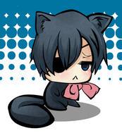 Ciel Kitten animation by Diana-hiwatari