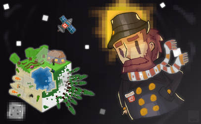 Notch, the creator of Minecraft..... by Stas9394
