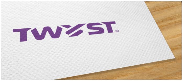 Twyst logotype by cresk