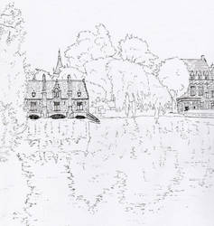Bruges - Minnewater by NightwishSoul