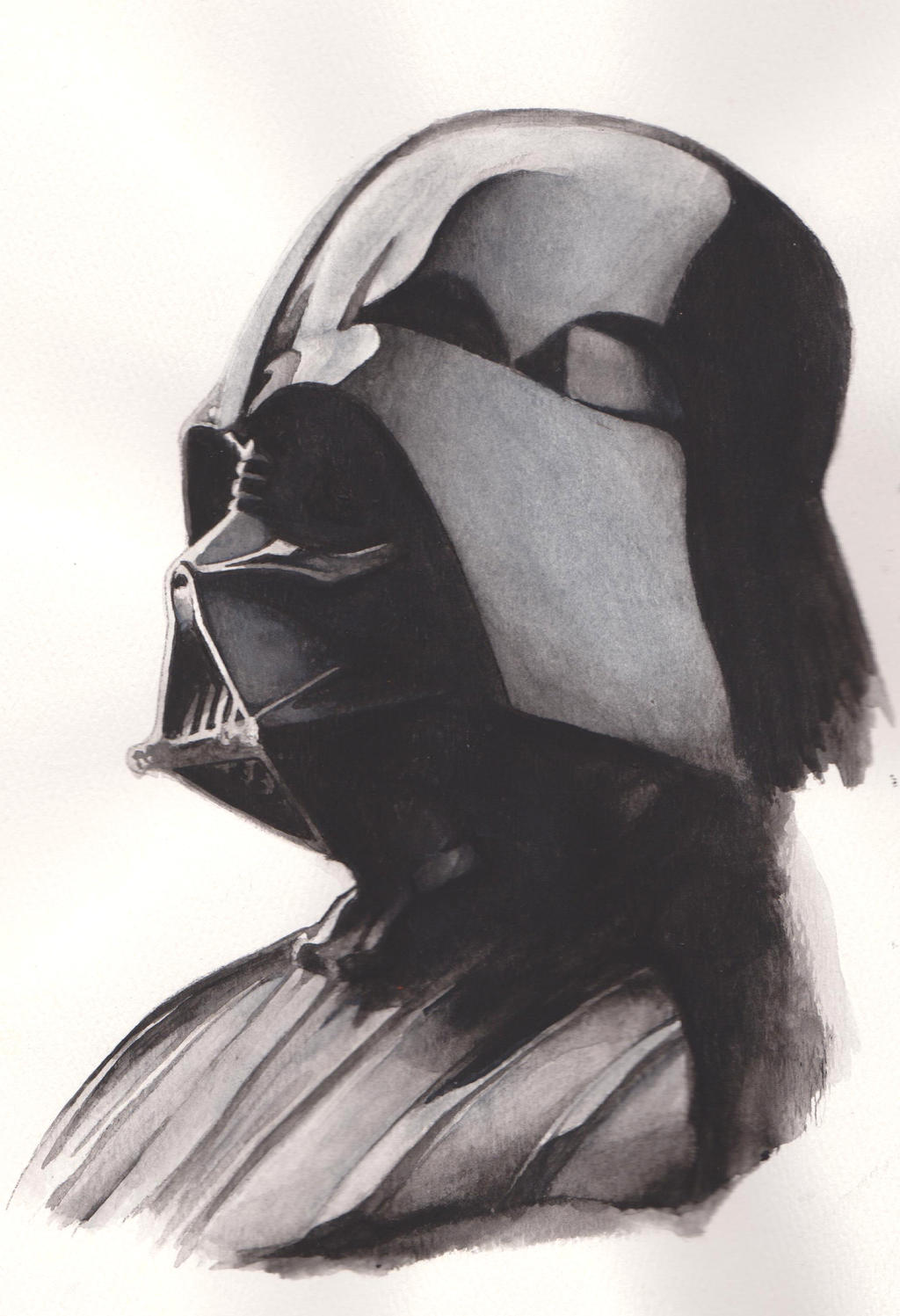 Darth Vader by WEAPONIX on DeviantArt