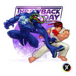 Venom VS Ryu