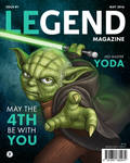 Legend Magazine: Yoda