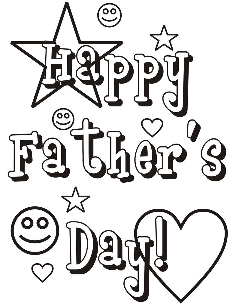 Father\'s Day Coloring Page by mommiesofmore on DeviantArt