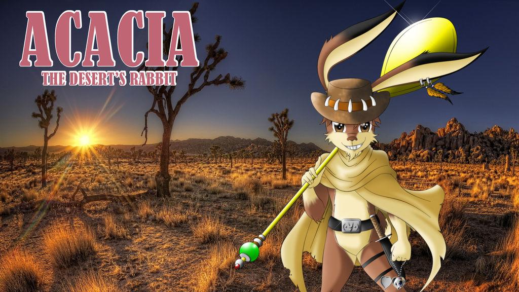 Acacia of the Morning...