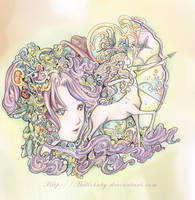 Sagittarius by Hellobaby