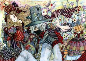 Alice - Kakashi in Wonderland