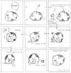 Piggo and Mushroom by Hellobaby