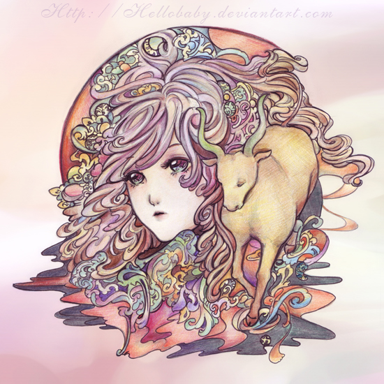 Taurus by Hellobaby