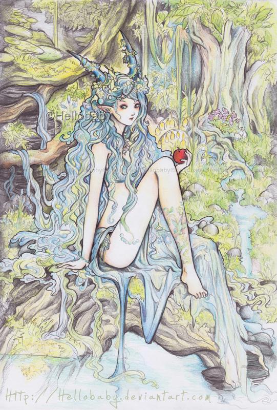 Garden of Eden by Hellobaby
