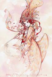 Flame Angel