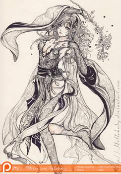 Rydia - Final Fantasy IV