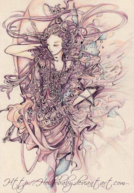 Wind Angel by Hellobaby on DeviantArt