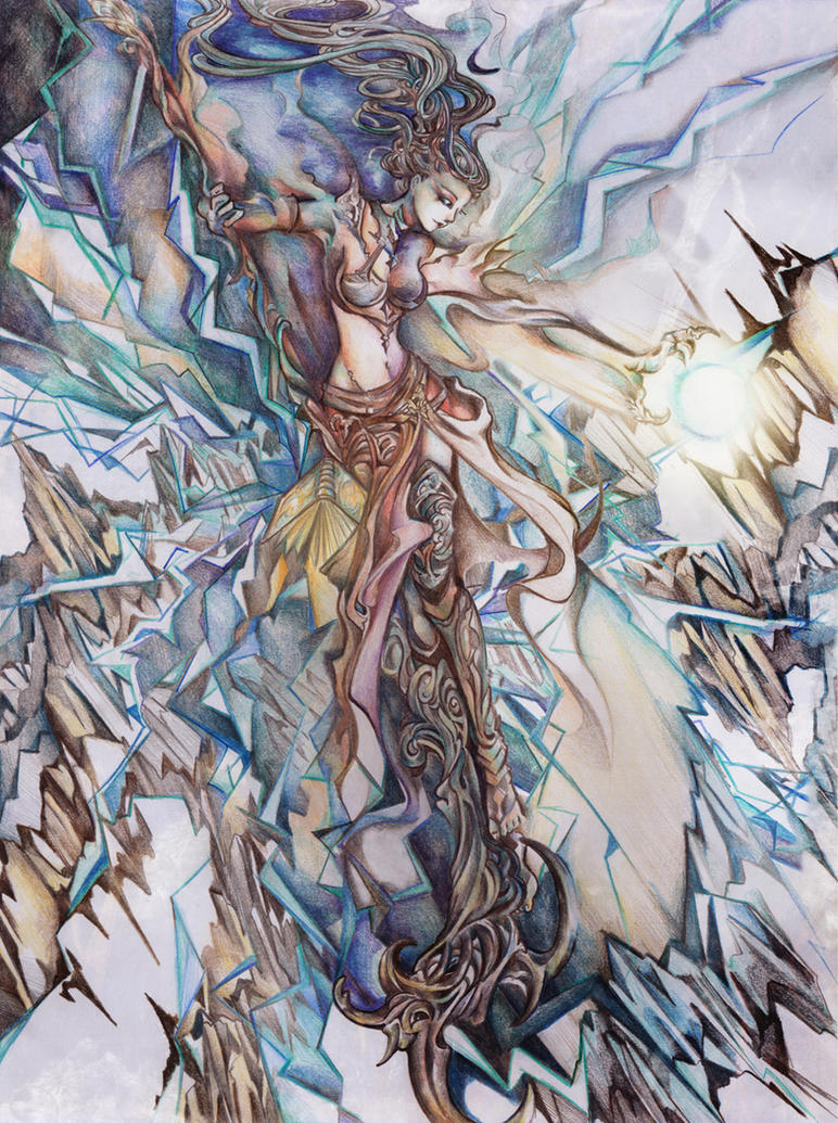 Diablo III - Reaper of Souls - Wizard by Hellobaby