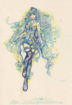 Sivaz - Water Lady