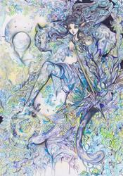 Night Huntress by Hellobaby