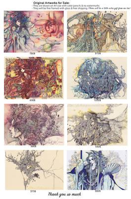 Original Artworks for sale 1