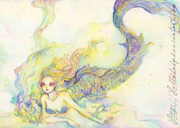 Lorelei Mermaid by Hellobaby