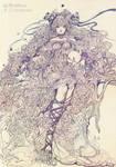 Spring Goddess - Haruko