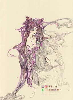Black Lady - Sailormoon