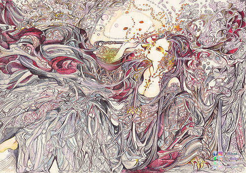 Swirl of time