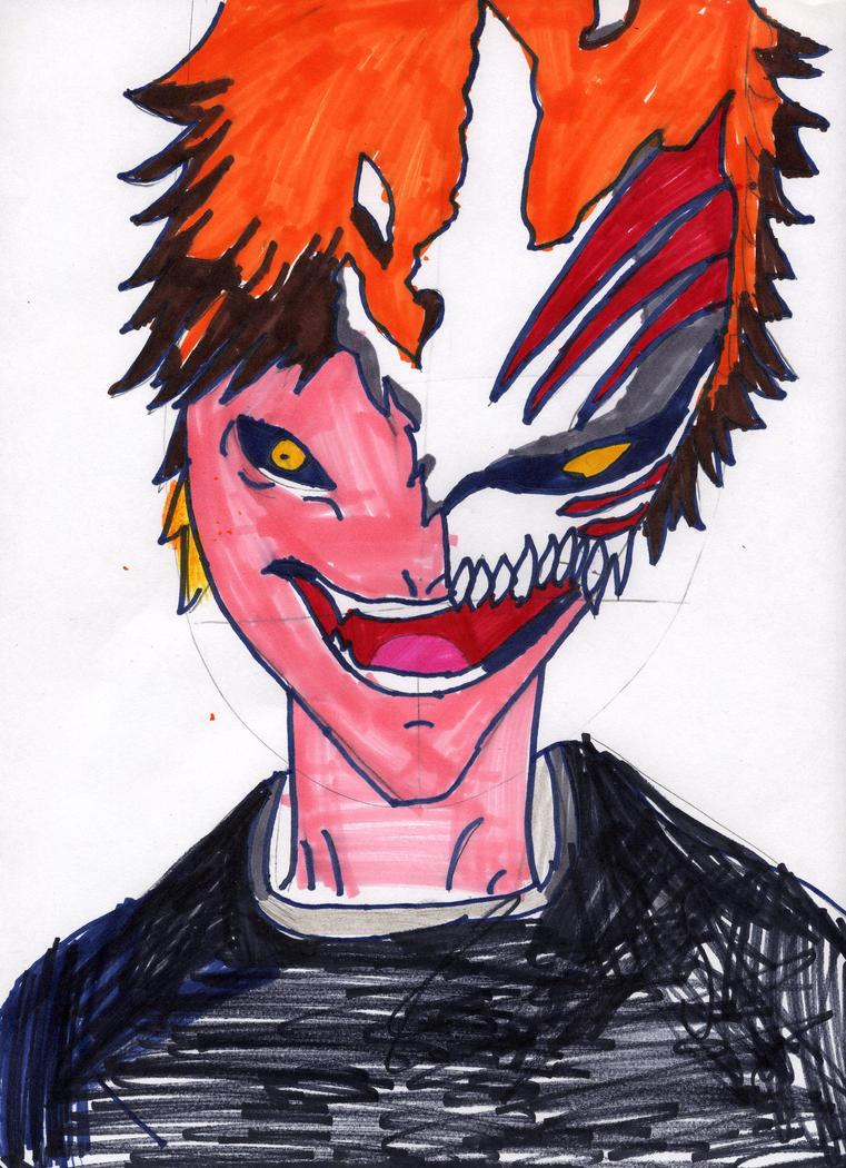 Ichigo bleach mask
