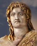 Philip II Basileus of Macedonia in his youth. by PirraAiren