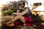 Alexander The Great. Filotas by PirraAiren