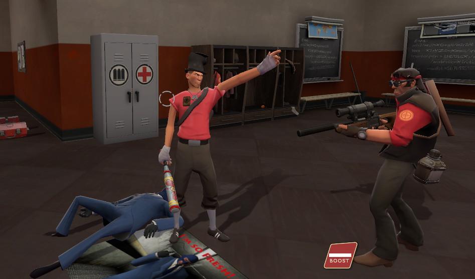 Tf2 Spray Sniper Tf2 Sniper