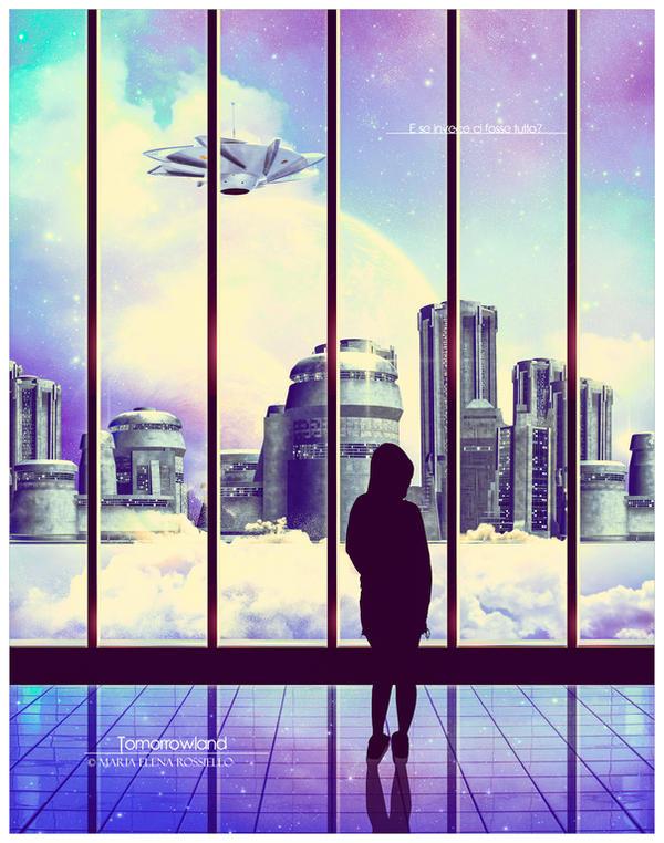 Tomorrowland by CobaltOfMarch