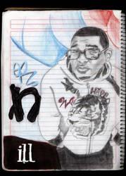 Black Boy by ill-91s