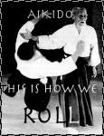 Aikido stamp by Nazerine