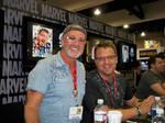 Charlie Adler and Steve Blum