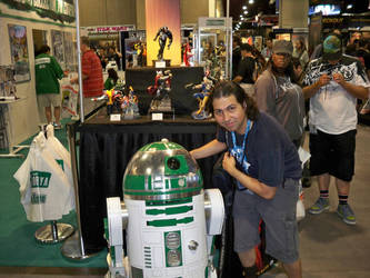 ORD and a Droid by OneRadicalDude