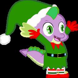 Spike the Elf by OneRadicalDude