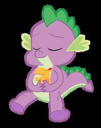 Spike and Peewee by OneRadicalDude