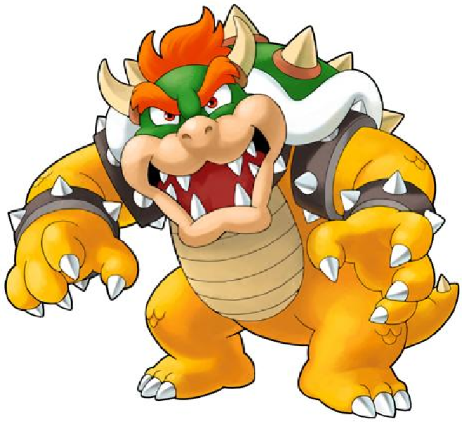 Bowser Bowser by colin01