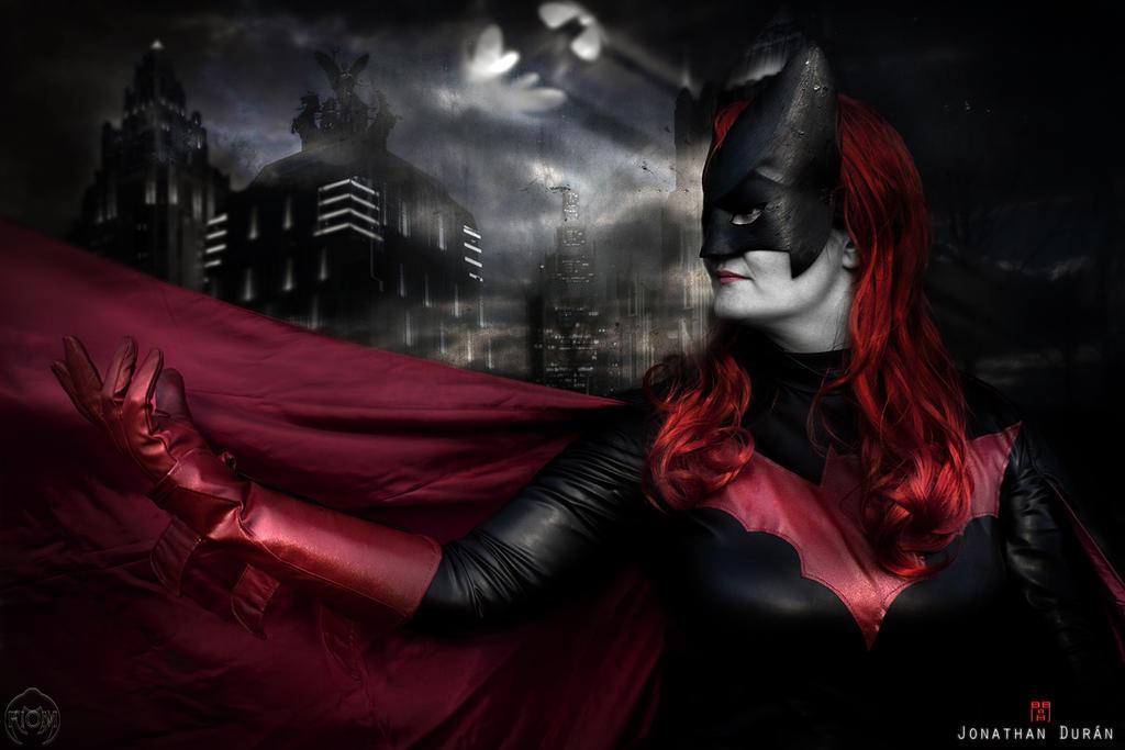 Batwoman new 52 dc comics by mixupcosplay on deviantart - New 52 wallpaper ...