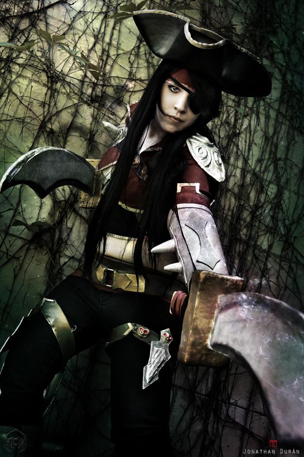 Bilgewater Katarina - League of Legends by MixUpCosplay on ...