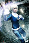 Sue Storm - Fantastic Four - Marvel Comics
