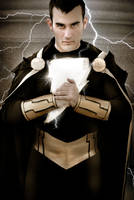 Black Adam - DC Comics by MixUpCosplay