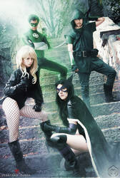 Justice League - DC Comics by MixUpCosplay