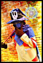 Digimon Adventure- Wizardmon by MixUpCosplay